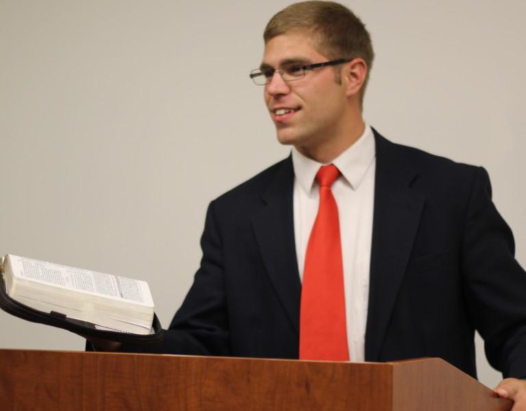 Preaching Class